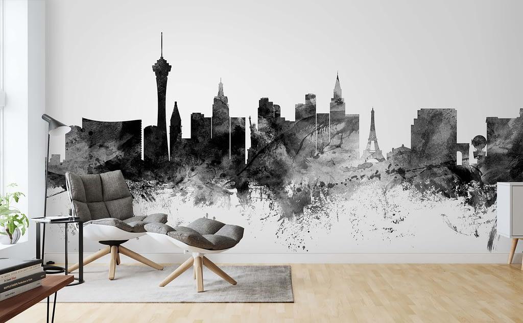 City_building_wall_print_design